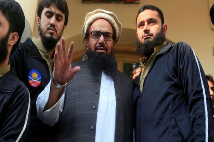 Pakistan seeks UN probe into disclosure of Saeed's info to Indian news agency- India TV