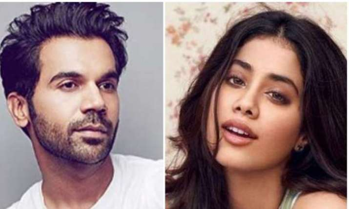 Janhvi Kapoor, Rajkummar Rao- India TV