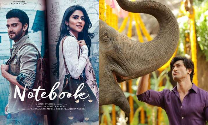 Notebook vs Junglee- India TV