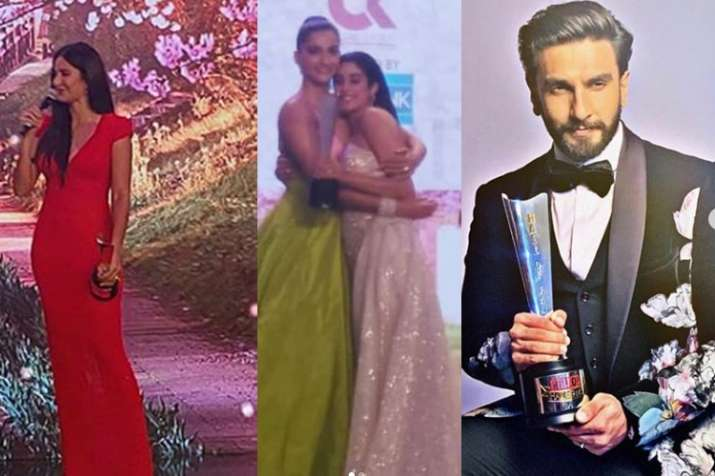 Hello! hall of fame awards 2019- India TV
