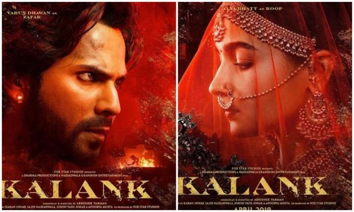 Release date of kalank- India TV
