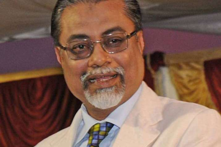 The former SC judge Fakkir Mohamed Ibrahim Kalifulla who will head Ayodhya Mediation Panel- India TV