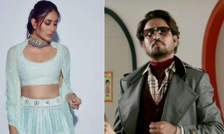 Kareena Kapoor Khan, Irrfan Khan- India TV
