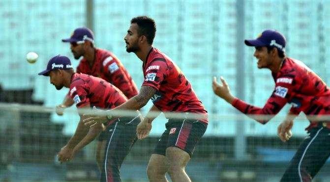IPL 2019: कोलकाता नाइट राइडर्स में शामिल हुए संदीप वॉरियर और करियप्पा - India TV