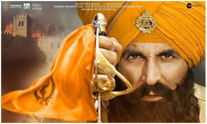 Box office collection of kesari- India TV