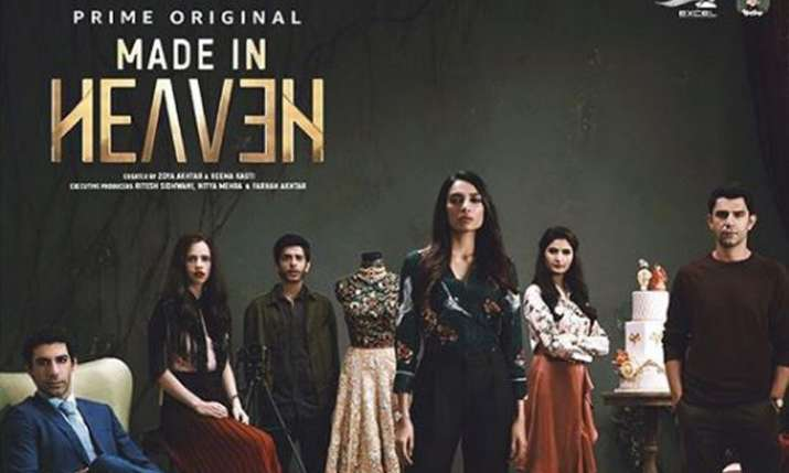 Made in Heaven web series leaked by Tamilrockers - India TV