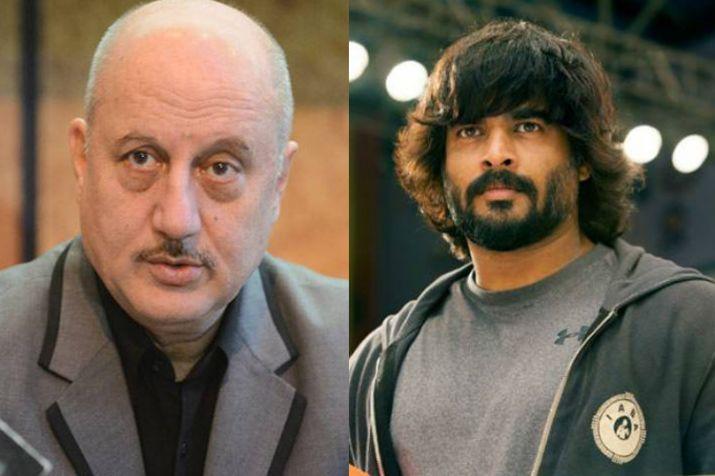 अनुपम खेर-आर माधवन- India TV