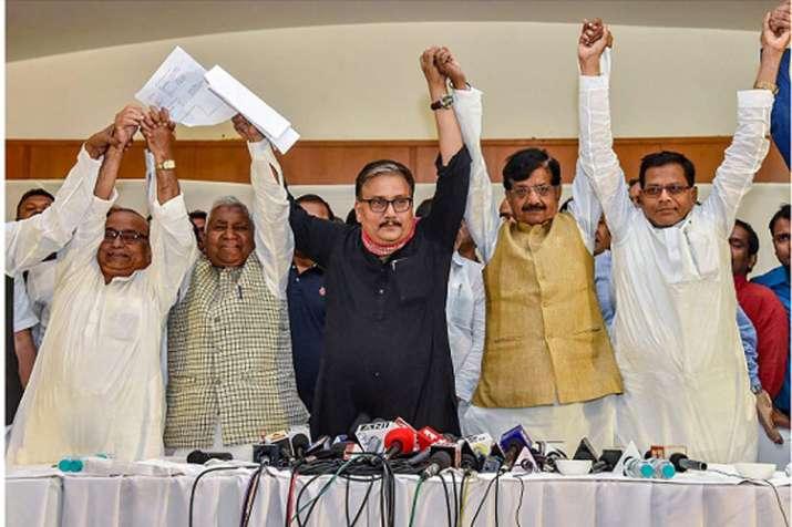 Mahagathbandhan announces seat-sharing in Bihar- India TV