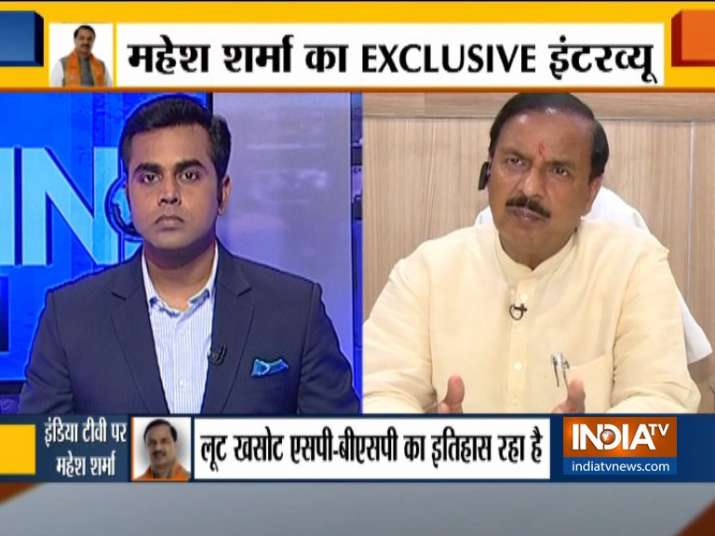 Mahesh Sharma Exclusive Interview- India TV
