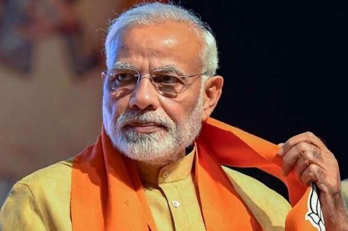 PM Modi targates NYAY Scheme in Meerut Rally- India TV