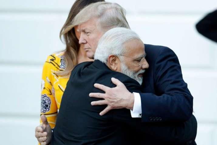 Narendra Modi and Donald Trump | AP File Photo- India TV
