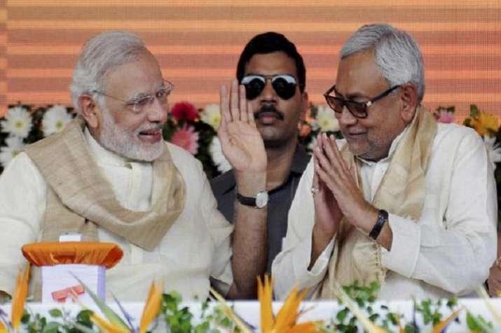PM Modi And Bihar CM Nitish Kumar (File Photo)- India TV