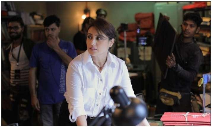 rani mukerji- India TV