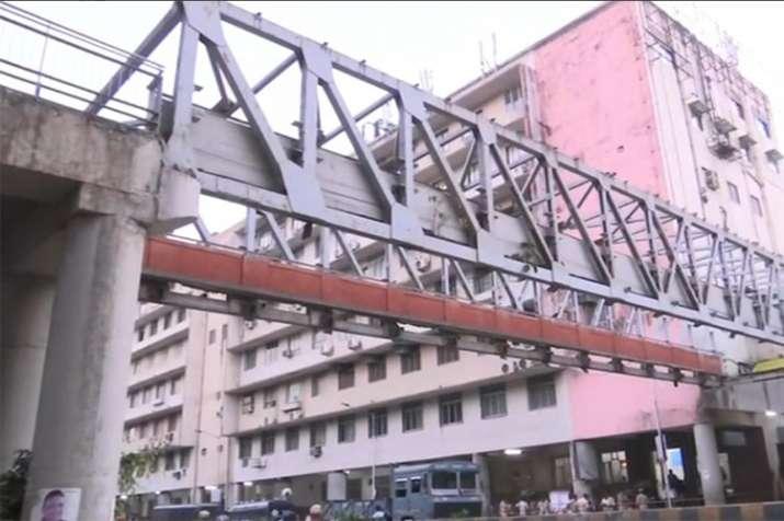 Mumbai Bridge Collapse- India TV