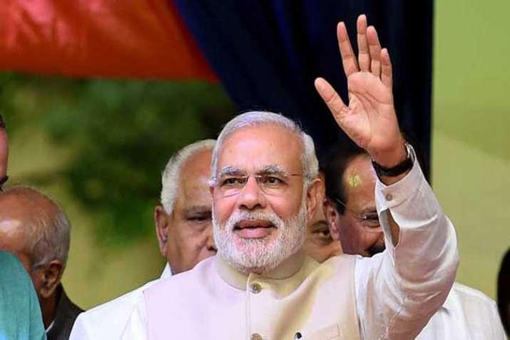 Modi continues to rule popularity charts despite a slight dip: IANS-CVOTER tracker poll- India TV