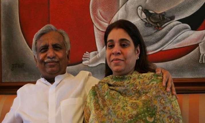 Naresh and Anita Goyal- India TV Paisa