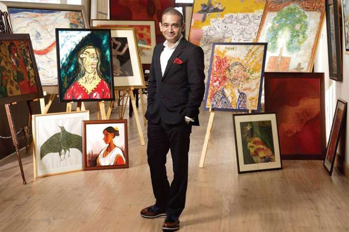 Nirav Modi's seized paintings auctioned | Facebook- India TV Paisa