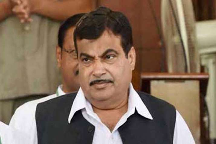 Pro-Vidarbha activists raise slogans at Nitin Gadkari's rally | PTI File- India TV