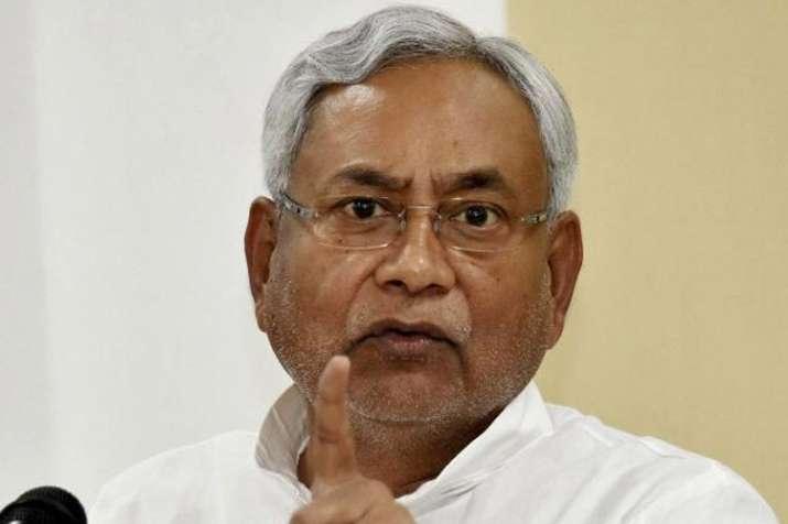 Nitish Kumar to Bihar DGP Gupteshwar Pandey- India TV