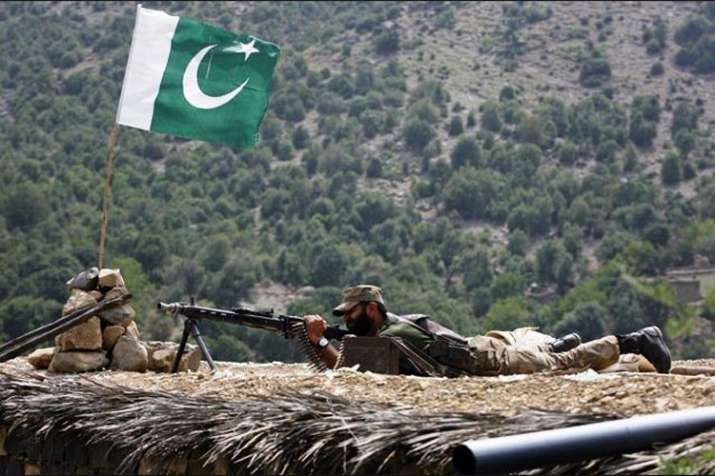 Jammu, Kashmir, Pakistan violated ceasefire in Poonch district LoC in Mendhar sector- India TV