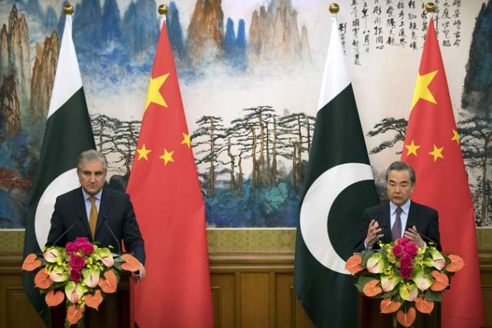 Shah Mahmood Qureshi hails China's support to Pak in challenging times- India TV