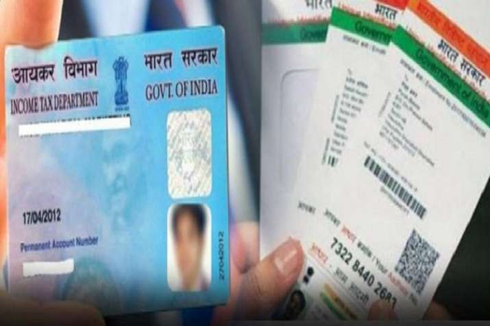 30 nov is the last date to link aadhar card to pan...- India TV Paisa
