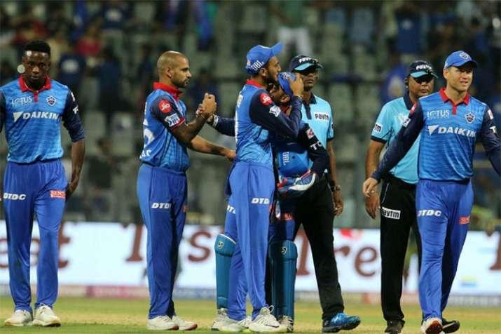 IPL 2019: पंत की तूफानी पारी के दम पर दिल्ली ने मुंबई इंडियन्स को हराया - India TV