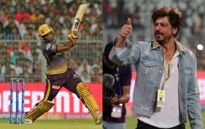 IPL 2019: Andre Russell wanted to cry after KKR's win over SRH, reveals Shah Rukh Khan- India TV