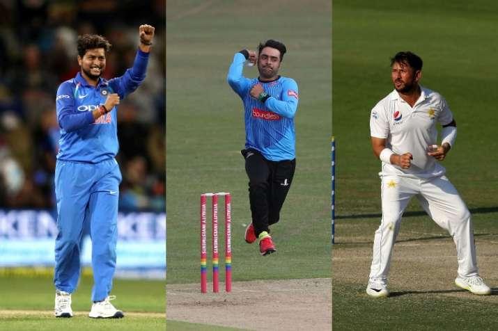 Kuldeep Yadav, Rashid Khan and Yasir Shah are three spinners I enjoy watching currently: Shane Warne- India TV