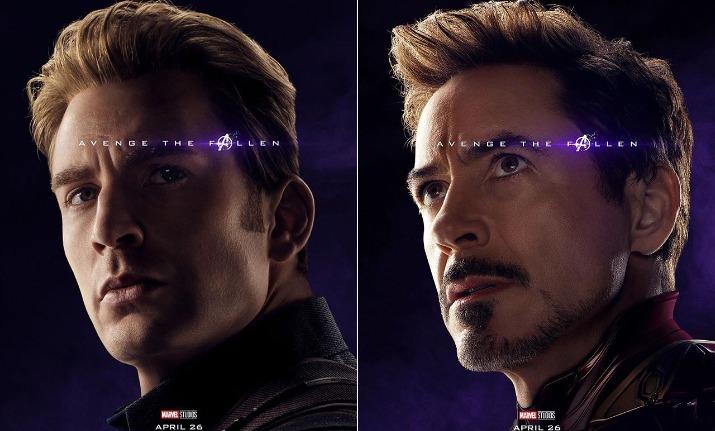 New posters of Avenger Endgame- India TV