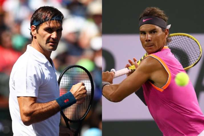 Clash of the Titans: Roger Federer faces Rafael Nadal in semis at Indian Wells- India TV
