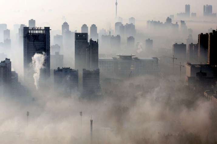 India has 15 out of 20 most polluted cities in world...- India TV