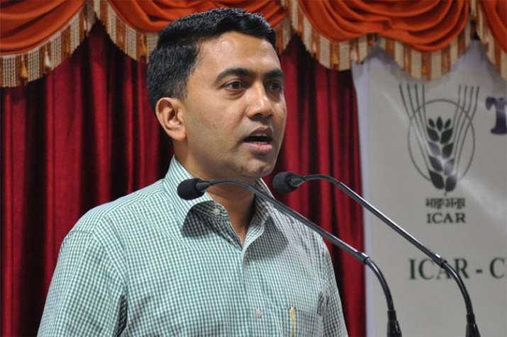 Goa government under Pramod Sawant to go floor test today- India TV