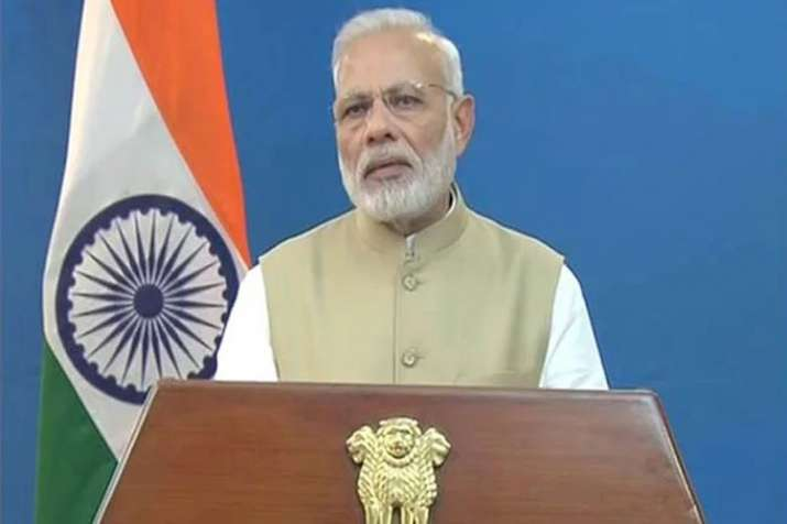 Prime Minister Modi's Important Message to the Nation- India TV