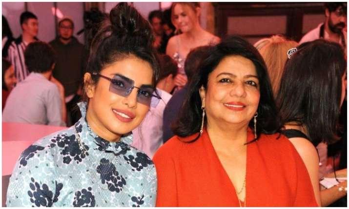 Priyanka chopra and madhu chopra- India TV
