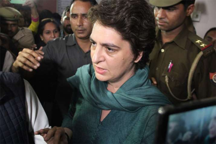 PM Narendra Modi Has Attacked Every Institution, Says Priyanka Gandhi | PTI- India TV