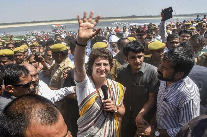 Priyanka Gandhi - India TV