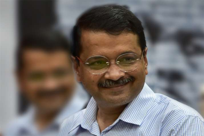Delhi Chief Minister Arvind Kejriwal- India TV
