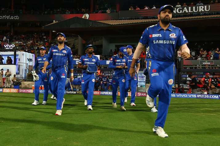 IPL 2019 | We want to shed the 'poor starters' tag: Mumbai Indians skipper Rohit Sharma after third - India TV