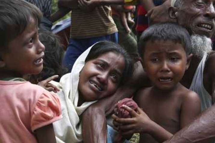 Rohingya crisis: Bangladesh says it will not accept any more refugees from Myanmar   AP File- India TV