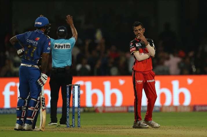 RCB vs MI: जब युवराज ने छक्कों की हैट्रिक लगाई तो मैं स्टुअर्ट ब्रॉड जैसा महसूस कर रहा था: चहल - India TV