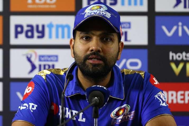 आईपीएल से विश्व कप के लिए अच्छी तैयारी हई: रोहित शर्मा- India TV