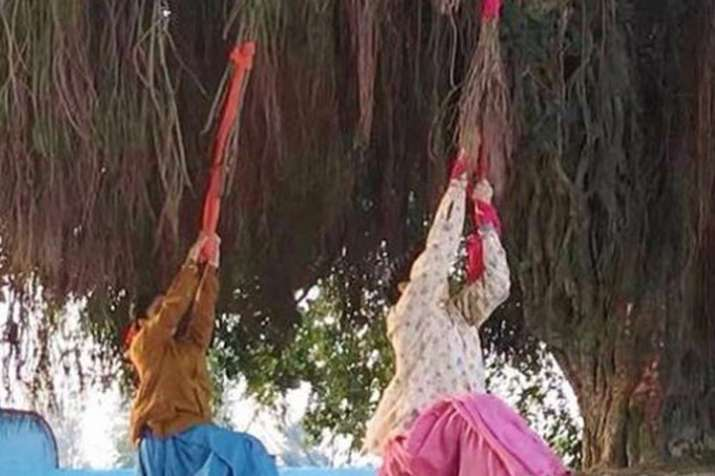 Bhumi Pednekar and Taapsee Pannu share pictures from Saand Ki Aankh set - India TV