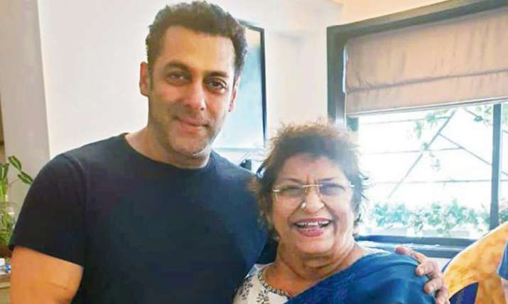 Salman Khan, Saroj Khan- India TV