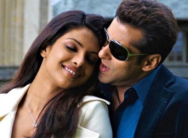 Priyanka Chopra, Salman Khan- India TV