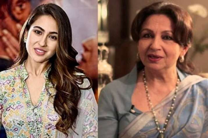 Sharmila Tagore praises granddaughter Sara Ali Khan - India TV
