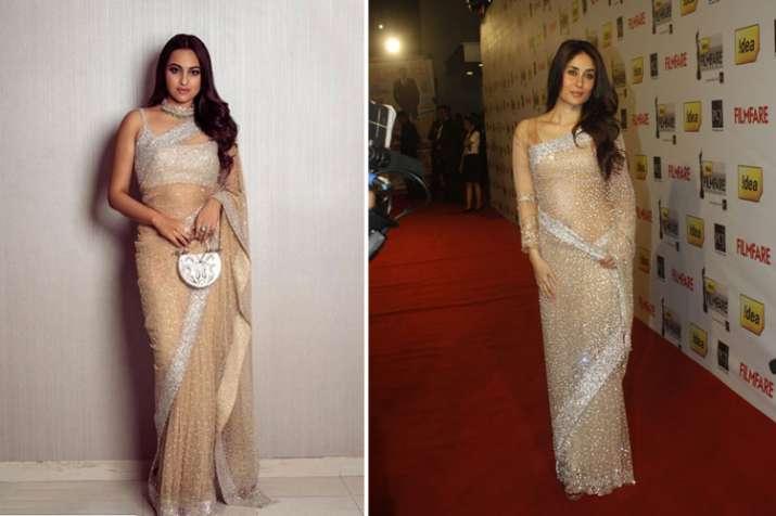 Classy Kareena Kapoor Khan or stunning Sonakshi Sinha- India TV