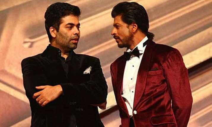 Karan-SRK- India TV