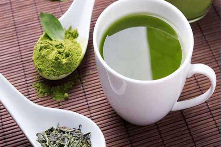green tea- India TV