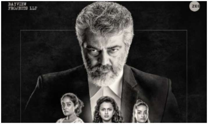 Tamil remake of pink- India TV